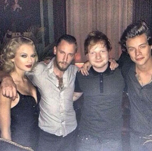 Taylor swift and harry styles are friends again plan to meet up taylor swift harry styles m4hsunfo