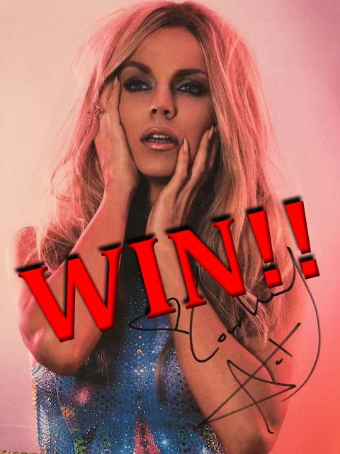 Courtney Act Competition
