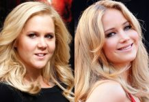 Jennifer Lawrence & Amy Schumer