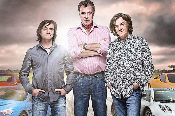 Jeremy Clarksons New Car Show Wwwraveituptvcom - Jeremy clarkson new car show