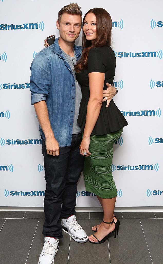 Nick Carter & Lauren Kitt Expecting First Child | www ...