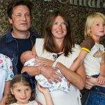 Jamie and Jools Oliver Reveal Baby's Name