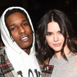 Kendall Jenner Dating A$AP Rocky