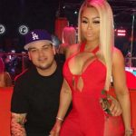 Blac Chyna Share's Sonogram of Baby Girl