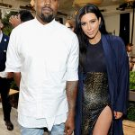 Kim Kardashian Joins Mosh Pit For Kanye West Show