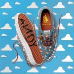 Toy Story Inspired Vans