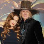 Lisa Marie Presley & Michael Lockwood