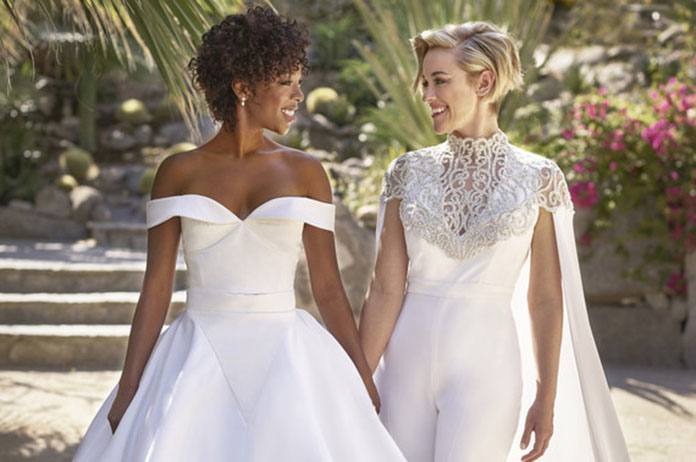 Samira Wiley And Lauren Morelli Tied The Knot