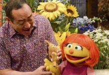 Sesame Street's Julia