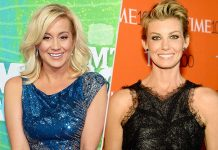 Faith Hill & Kellie Pickler
