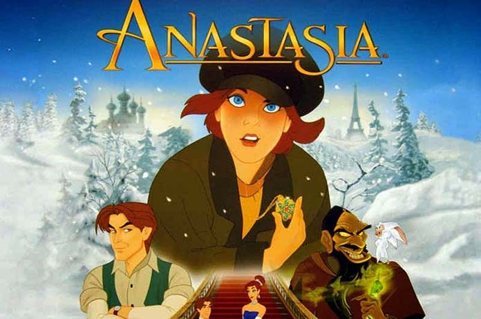 Watch Anastasia 1997 Online Putlocker Full Movie