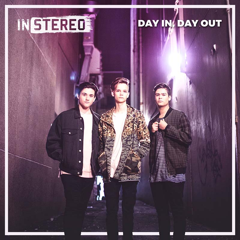 In Stereo Day In, Day Out EP