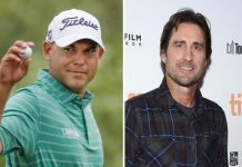 Luke Wilson And Bill Haas