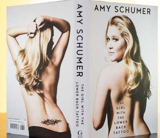 Amy Schumer - The Girl With The Lower Back Tattoo