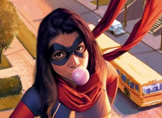 Marvel's First Muslim Superhero