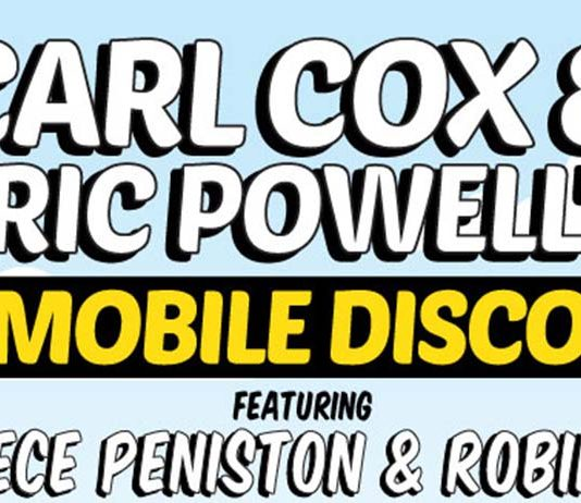 Carl Cox And Eric Powell's Mobile Disco
