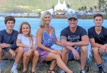 Shannon Noll And Wife Rochelle