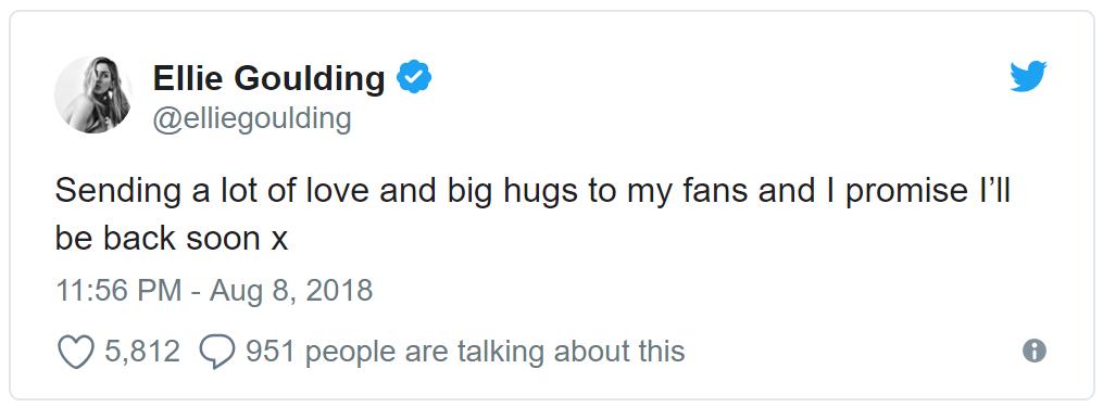 Ellie Goulding Engaged To Caspar Jopling