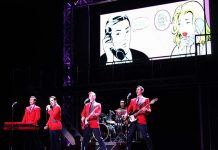 The Jersey Boys Musical