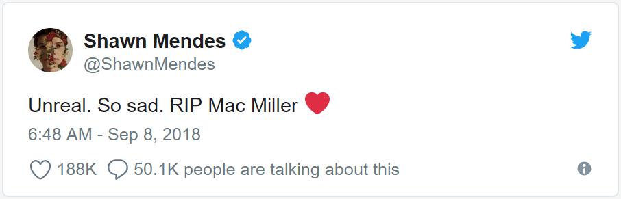 Mac Miller's death