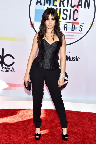Camila Cabello at the American Music Awards