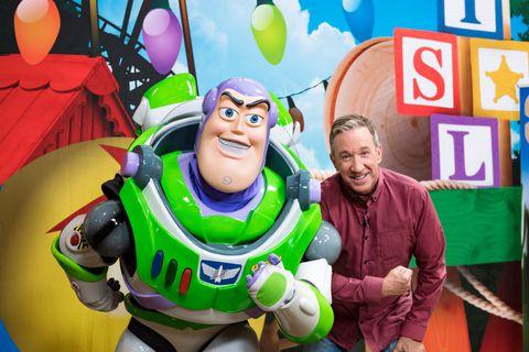 Tim Allen as Buzz Lightyear