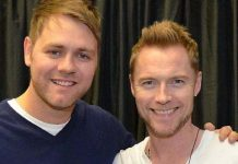 Brian McFadden Teams Up With Boyzone
