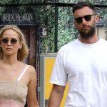 Jennifer Lawrence Engaged To Cooke Maroney