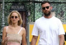 Jennifer Lawrence Engaged To Cooke Maroney