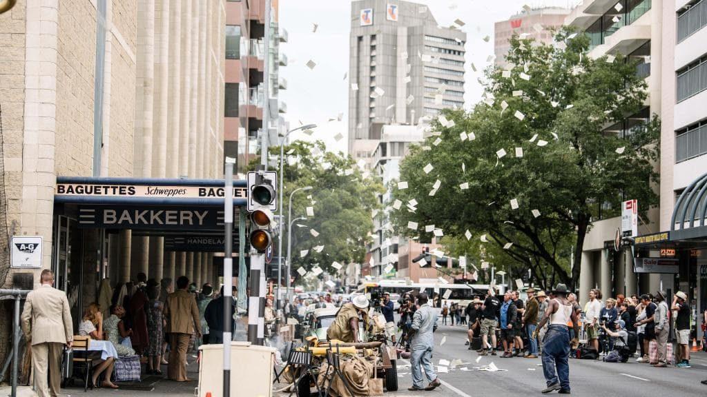 Escape from Pretoria Filmed In Adelaide