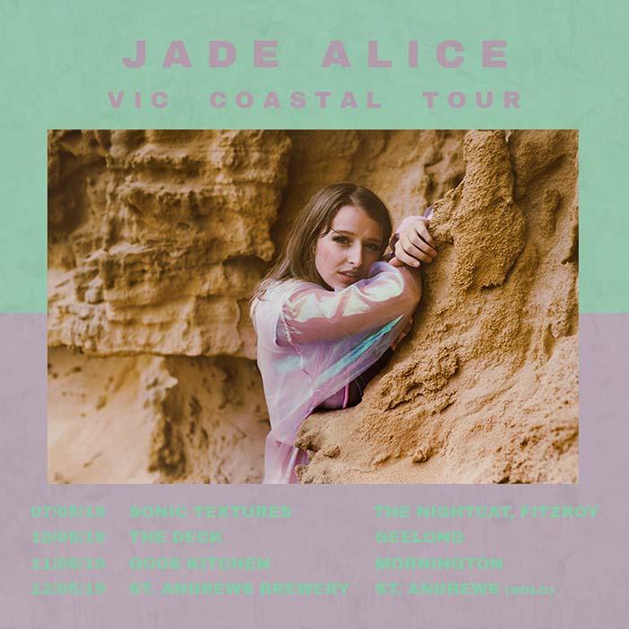 Jade Alice's VIC Coastal Tour