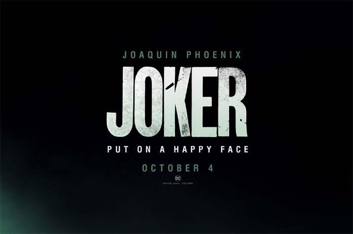 Joaquin Phoenix's Joker Movie