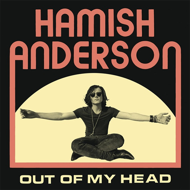Hamish Anderson's Album Out of My Head