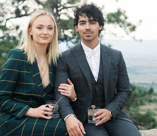 Joe Jonas & Sophie Turner