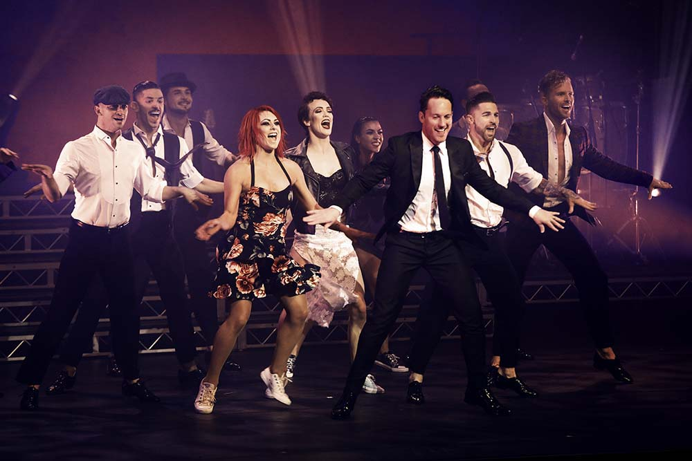 Burn The Floor Sydney 2019