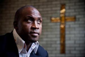 Nigel Benn Found Jesus