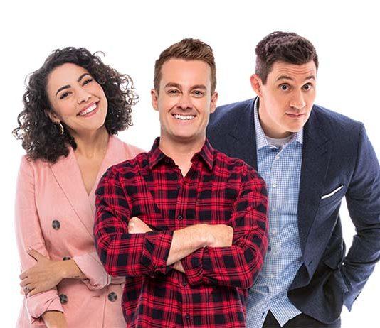 2DayFM Breakfast Show