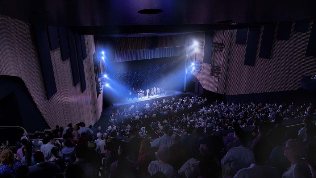 Sydney Coliseum Theatre, West HQ