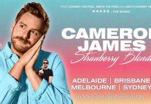 Cameron James