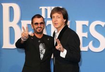 Ringo Starr And Sir Paul McCartney