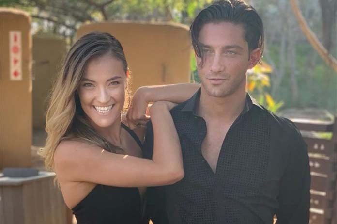 Gustavo Viglio and Jorja Freeman