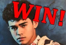 Inigo Pascual Competition