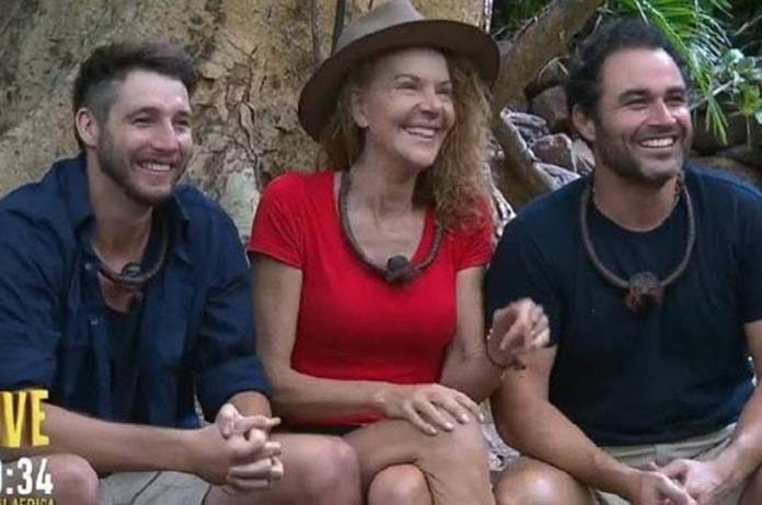 Miguel Maestre on I'm A Celebrity