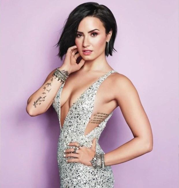 Demi Lovato - Stone Cold Video Clip | www raveituptv com