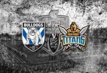 Bulldogs V Titans