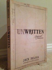 Win Jack Delosa's Unwritten