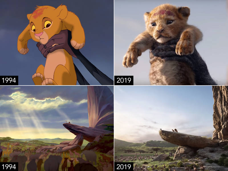 The Lion King Live Action Remake