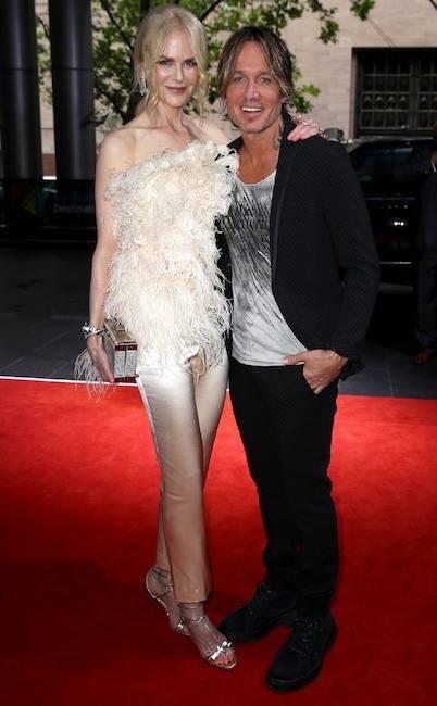 Nicole Kidman & Keith Urban at the 2018 ARIA Awards