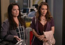 Charmed Reunion On Grey's Anatomy
