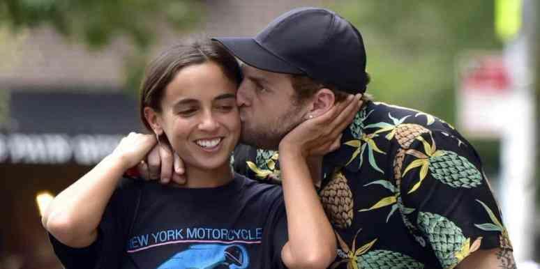 Jonah Hill & Gianna Santos